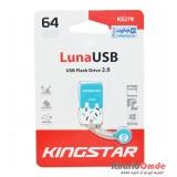 فلش Kingstar مدل Luna 64GB KS278