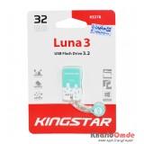 فلش Kingstar مدل 32GB Luna3 USB 3.2 KS378