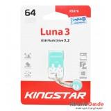 فلش Kingstar مدل 64GB Luna3 USB 3.2 KS378