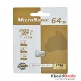 رم موبایل MicroSonic مدل 64GB U3 Class10