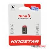 فلش KingStar مدل 32GB Nino3 USB 3.1 KS315
