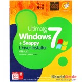 Windows 7 SP1 Ultmate + Snappy Driver Installer Ver1.20