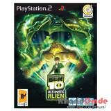 BEN 10 Ultimate Alien Comic Destruction