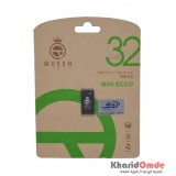 فلش Queen Tech مدل 32GB Mini Ecco