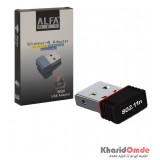 دانگل Wifi شبکه بی سیم ALFA-net مدل W102