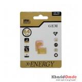 فلش X-Energy مدل 64GB GEM