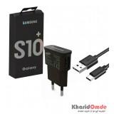 شارژر Samsung مدل Galaxy S10 Plus Type-C