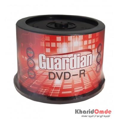 DVD خام Guardian باکس 50 تایی