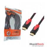 کابل HDMI 1.4V 3D طول 3 متر Gold Oscar