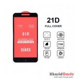 گلس 21D مناسب برای گوشی Xiaomi Redmi GO