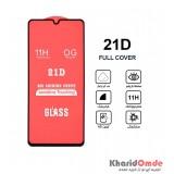 گلس 21D مناسب برای گوشی Samsung A31