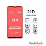 گلس 21D مناسب برای گوشی Samsung M10s