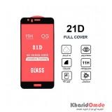 گلس 21D مناسب برای گوشی Huawei P20 Lite