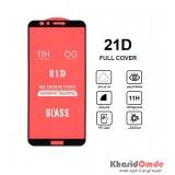 گلس 21D مناسب برای گوشی Huawei HONOR 9 Lite