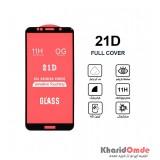 گلس 21D مناسب برای گوشی Huawei HONOR 7S