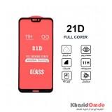 گلس 21D مناسب برای گوشی Huawei NOVA 3E