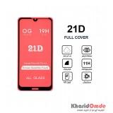 گلس 21D مناسب برای گوشی Huawei Y7 2019
