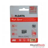 رم موبایل RiDARA مدل 64GB 633X 80MB/S