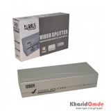 اسپلیتر 4 پورت Knet plus VGA مدل KPS634