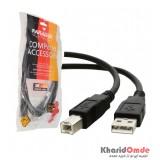 کابل پرینتر USB طول 1.5 متر Paradise