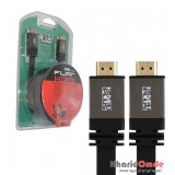 کابل 4K-3D 2.0 HDMI فلت طول 5 متر Knet Plus