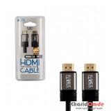 کابل 4K-3D 2.0 HDMI طول 0.7 متر Knet Plus مدل KP-HC150