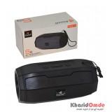 اسپیکر بلوتوث رم و فلش خور Kisonli مدل S9
