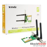 کارت شبکه PCI بی سیم Tenda مدل W322E