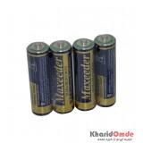 باتری قلمی Maxeeder شیرینگ 4 تایی