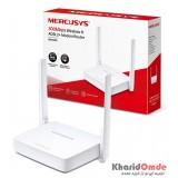 مودم روتر +ADSL2 بی سیم Mercusys مدل MW300D