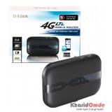 روتر D-link بی سیم 4G/LTE مدل DWR-932C