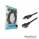 کابل افزایش طول USB طول 3 متر Five Star