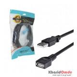 کابل افزایش طول USB طول 5 متر Five Star