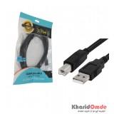 کابل پرینتر USB طول 3 متر Five Star