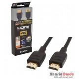 کابل HDMI 4K Premium طول 2 متر SONY مدل RP-CHK15