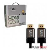 کابل 4K-3D 2.0 HDMI طول 50 متر Knet Plus مدل KP-HC159