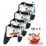 بسته 10 + 1 دسته بازی موبایل PubG مدل W10