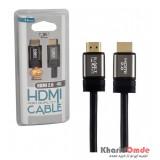کابل 4K 2.0 HDMI طول 1.8 متر Knet Plus مدل KP-HC151