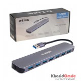 هاب USB3.0 هفت پورت D-Link مدل DUB-1370
