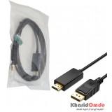 کابل تبدیل DisplayPORT به HDMI طول 1.5 متر KAISER