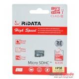 رم موبایل Ridata مدل 32GB 80MB/S 633X
