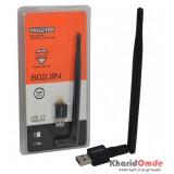 دانگل Wifi شبکه آنتن بلند MACHER مدل MR-136