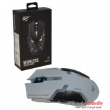 موس گیم بی سیم Havit مدل MS997GT سفید