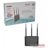 مودم روتر +VDSL2/ADSL2 بی سیم D-Link مدل Dual Band DSL-2877AL