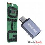 تبدیل Type-c OTG به USB 3.0 فلزی Remax مدل RA-OTG1