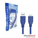 کابل هارد اکسترنال USB3.0 طول 1.5 متر xVOX