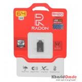 فلش Radon مدل 16GB RM20