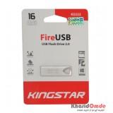 فلش KingStar مدل 32GB Fire USB 2.0 KS222