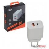 فست شارژر دیواری Silicon Power مدل QM15