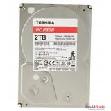 هارد دیسک اینترنال اصلی Toshiba مدل 2TB HDWD120 PC P300